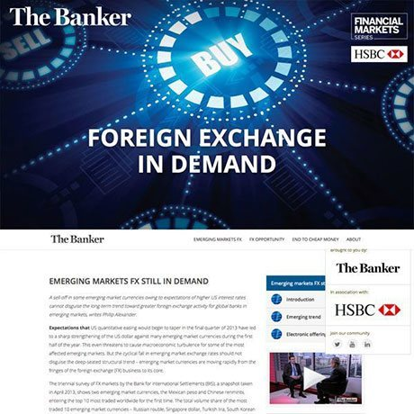 TheBanker - Foreign Exchange