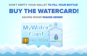 Waterzone Card